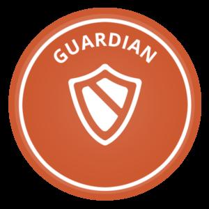 Guardian voice icon